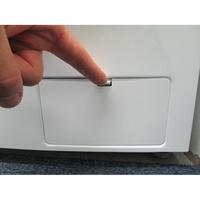 Bellavita (Electro Dépôt) WF1407A+++WMIC2 - Ouverture de la trappe du filtre de vidange