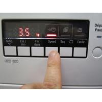 Bosch WAB24211FF - Touches d'option