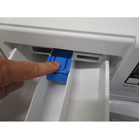 Bosch WAB24211FF - Bouton de retrait du bac à produits