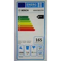 Bosch WAE28217FF Série 2 - Étiquette énergie