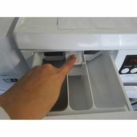 Bosch WAE28217FF Série 2 - Bouton de retrait du bac à produits