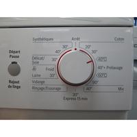 Bosch WAE28320FF Série 4 (*17*) - Sélecteur de programme et température