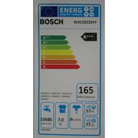 Bosch WAE28320FF Série 4 (*17*) - Étiquette énergie