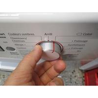 Bosch WAK28260FF Série 4 (*15*) - Visibilité du sélecteur de programme