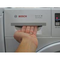 Bosch WAK28260FF Série 4 (*15*) - Ouverture du tiroir à détergents
