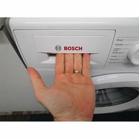 Bosch WAN24200FF - Ouverture du tiroir à détergents