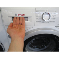 Bosch WAN28150FF Série 4 - Ouverture du tiroir à détergents