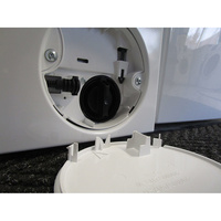 Bosch WAN28150FF Série 4 - Bouchon du filtre de vidange