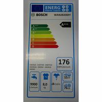 Bosch WAN28200FF Série 4 - Étiquette énergie