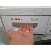 Bosch WAQ24483FF Serie 6 (*13*) - Ouverture du tiroir à détergents