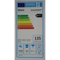 Bosch WAQ24483FF Serie 6 (*13*) - Étiquette énergie