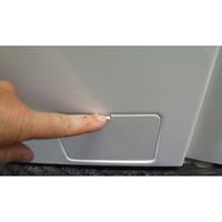 Bosch WAQ28483FF  - Ouverture de la trappe du filtre de vidange