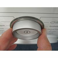 Bosch WAT28618FF i-Dos - Visibilité du sélecteur de programme