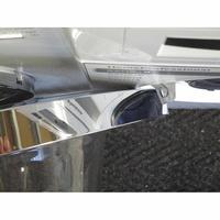 Bosch WAW28750FF ActiveOxygen Série 8 - Angle d'ouverture de la porte