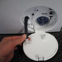 Bosch WAWH2660FF Home Connect Série 8(*34*) - Tuyau d'évacuation de l'eau résiduelle