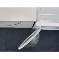 Bosch WIW28340FF - Angle d'ouverture de la porte