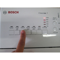 Bosch WOR20155FF Série 2 (*18*) - Touches d'option