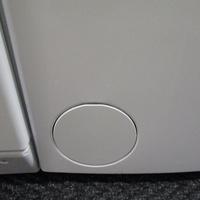 Bosch WOR24156FF - Trappe du filtre de vidange