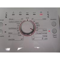 Bosch WOT24257FF - Sélecteur de programme et température