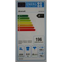 Brandt BWF48TCW(*30*) - Étiquette énergie