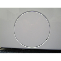 Candy BWM1610PH7/1-S - Trappe du filtre de vidange