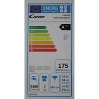 Candy EVOT13072D3 Evo Plaisir - Étiquette énergie