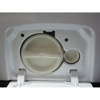 Candy GV148D3 /1-47 - Bouchon du filtre de vidange