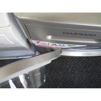 Daewoo DWD-FV2227 - Angle d'ouverture de la porte