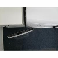 Electrolux EW2F1284GF - Angle d'ouverture de la porte