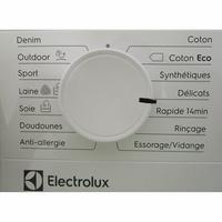 Electrolux EW6T3366AZ - Sélecteur de programme