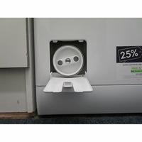 Electrolux EW6T3366AZ - Bouchon du filtre de vidange