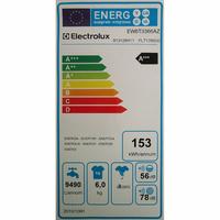 Electrolux EW6T3366AZ - Étiquette énergie