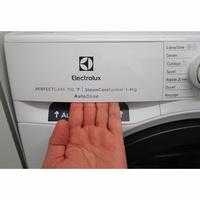 Electrolux EW7F3921RL - Ouverture du tiroir à détergents