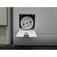 Electrolux EW7T3463IK - Bouchon du filtre de vidange