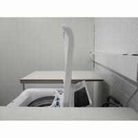 Electrolux EW7T3463IK - Angle d'ouverture de la porte