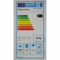 Electrolux EW7T3463IK - Étiquette énergie