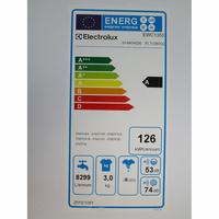 Electrolux EWC1350 - Étiquette énergie