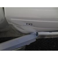 Electrolux EWF1284EOW(*10*) - Angle d'ouverture de la porte