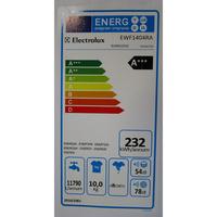 Electrolux EWF1404RA - Étiquette énergie