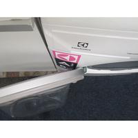 Electrolux EWF1484SSW - Angle d'ouverture de la porte