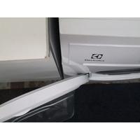 Electrolux EWF1496GZ1 - Angle d'ouverture de la porte