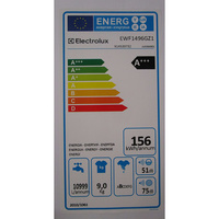 Electrolux EWF1496GZ1 - Étiquette énergie