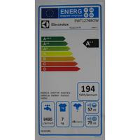 Electrolux EWT1274AOW (*16*) - Étiquette énergie