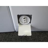 Electrolux EWT1274AOW (*16*) - Bouchon du filtre de vidange