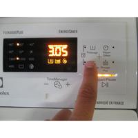 Electrolux EWT1274AOW (*16*) - Touches d'option