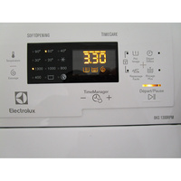 Electrolux EWT1365EL2 - Afficheur