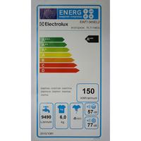 Electrolux EWT1365EL2 - Étiquette énergie