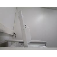 EssentielB (Boulanger) ELT612DD4 - Angle d'ouverture de la porte
