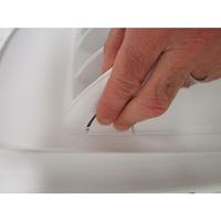 EssentielB (Boulanger) ELT612DD4 - Bouton de retrait du bac à produits