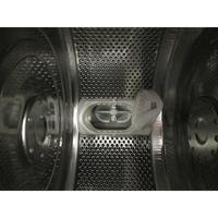 Far (Conforama) LT5510 - Aube du tambour donnant accès au filtre de vidange intégré dans la cuve